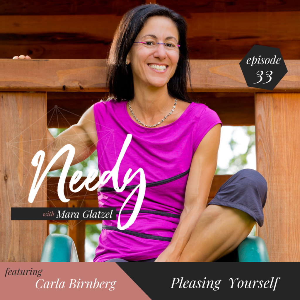 Carla Birnberg is an author, speaker, purveyor of pleasure products, and self-love ninja. She one of the masterminds behind the new pleasure product subscription service Your Box Box. I asked Carla to join us on Needy to discuss the many (very sexy) ways we can meet our own need for physical touch and sex without waiting for anyone else to join us. We talk about why our sexual needs go dormant and Carla's best advice for reconnecting with your own pleasure. Tune in to hear us extolling masturbation, chatting about the magic of oft occurring orgasms, and different ways to approach receiving your own care.